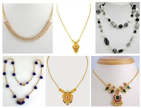 Simple Necklaces Unique Designs For Women