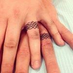 Tattoo Designs Of Wedding Rings