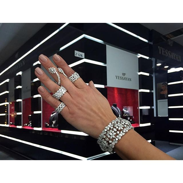 The World Watch And Jewellery Show 2016