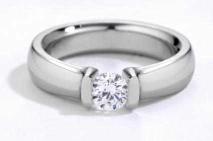 Titanium Engagement Rings For Women