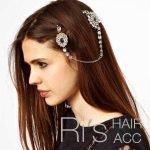 Unique hair accessories