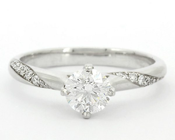 Unusual Diamond Engagement Rings