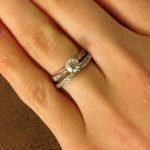 Wedding Ring Engagement Ring
