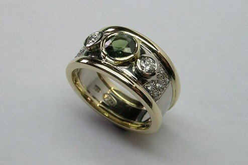 Wedding Rings Design Dress
