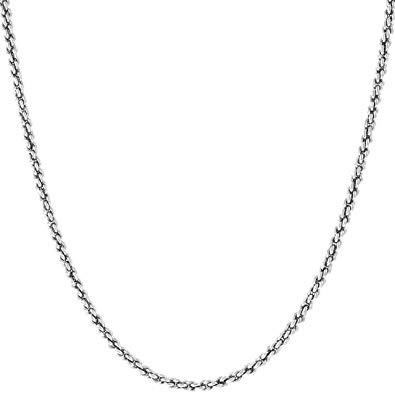 White Gold Necklace Chain