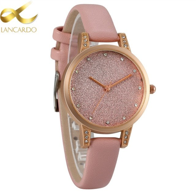 Women Watches Pink